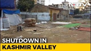 Amid Reports Of Harassment Of Kashmiris After Pulwama, Shutdown In Valley - NDTV