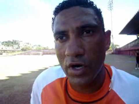 Zé Afonso fala do seu retorno a Desportiva