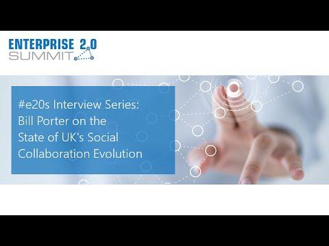 #e20s Interview Series / Bill Porter