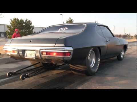 Street Outlaws Big Chief GTO