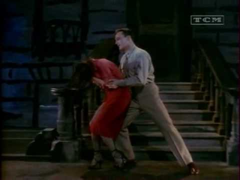 INVITATION TO THE  DANCE. TAmara Toumanova (Tumanishvili) and Gene Kelly.wmv