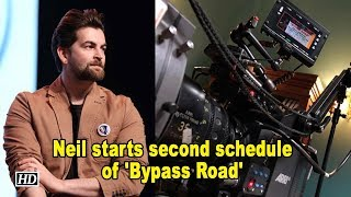 Neil starts second schedule of 'Bypass Road' - IANSLIVE