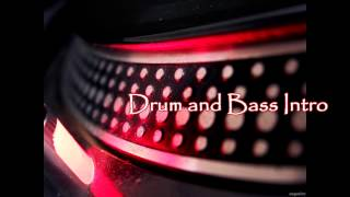 Royalty Free :Drum_and_Bass Intro