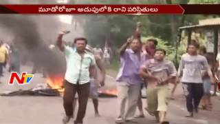 Clashes in West Bengal over Facebook Posts || Mamata Banerjee || NTv - NTVTELUGUHD