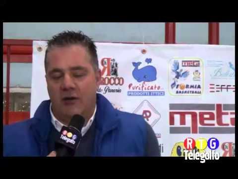 07 12 14 Int Formia Basketball - Serapo Basket Gaeta