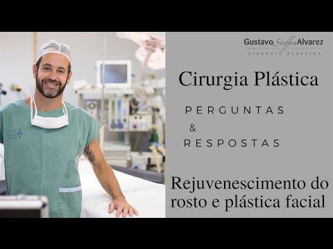 CIRURGIA PLASTICA FACIAL (LIFTING FACIAL))
