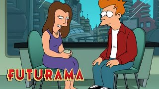 FUTURAMA | Season 3, Episode 3: Why Michelle Came To The Future | SYFY - SYFY