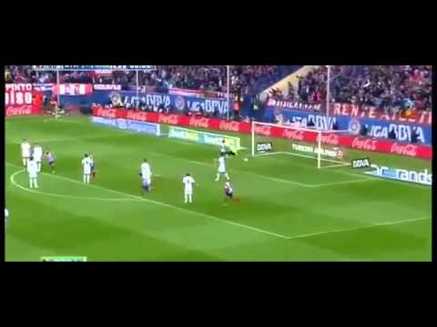 atlitco madred vs real madred 2-2 2014 all goals