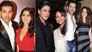 Bollywood Stars and their wifes, Bollywood Stars and their crazy fans! - ZOOMDEKHO