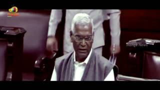 D RAJA Comments On the Budget Fund Allocation | Flaws In the Budget 2017 | Mango News - MANGONEWS