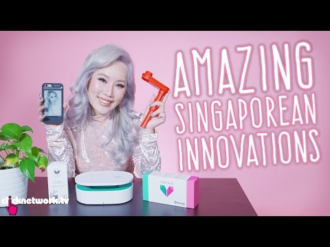 Amazing Singaporean Innovations ft. Bluetooth Smart Vibrator - Xiaxue's Guide To Life: EP192