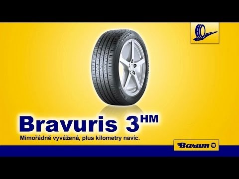 Barum Bravuris 3 HM
