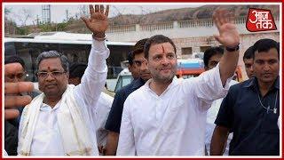 100 Shehar 100 Khabar: Rahul Gandhi On Mission Karnataka - AAJTAKTV