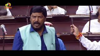 Ramdas Athawale Welcomes Venkaiah Naidu as Rajya Sabha Honorable Chairman | Mango News - MANGONEWS