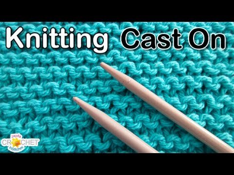 Knitting for Beginners - How to Cast On Knitwise