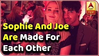 Sophie Turner and Joe Jonas' pictures from India tour proves they are made for each other - ABPNEWSTV