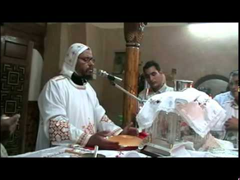 Holy Liturgy of Sunday 14-11-2010 St. George Church ((Part V))