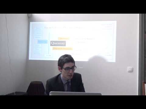 Benoît Malbranque sur Quesnay et les Physiocrates (1)