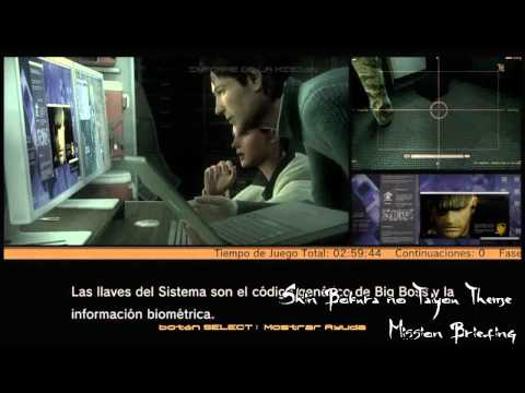 Metal Gear Solid 4 - Ecos del campo de batalla/Sounds of the Battlefield | Platinum