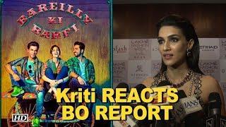 Kriti REACTS on 'Bareilly Ki Barfi's BOX OFFICE REPORT - IANSLIVE