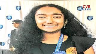 Telugu Girl Meghana in American Force Magazine | CVR News - CVRNEWSOFFICIAL