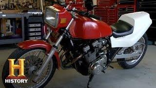 Pawn Stars: Suzuki GS1100E Bike - HISTORYCHANNEL