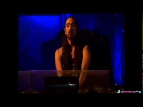 Steve Aoki @ Tomorrowland 2012 Live Set - Full HD 1080