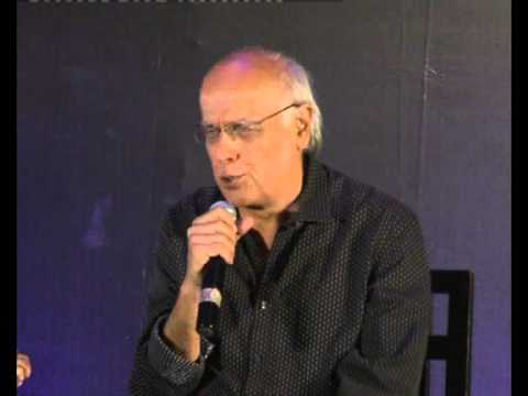 JISM 2 - The story behind the scenes Part 3. Mahesh Bhatt: Its an emotional film too!