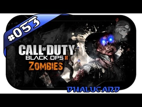 [Gamesession] Call of Duty: Black Ops 2 Zombies - Session #053 [German]: Buried [Together]