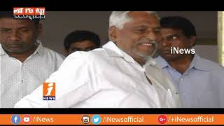 L Ramana Plan To Contest From Koratla As Jagityal Seat Allot Congress | Loguttu | iNews - INEWS