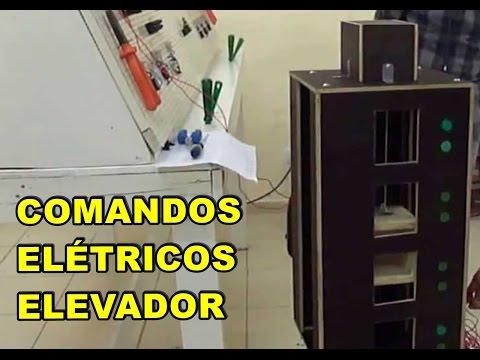 Comandos Elétricos Elevador