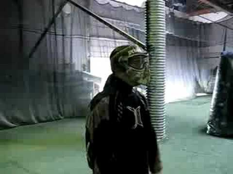Flagswipe Paintball Empire Events Goggle Demo