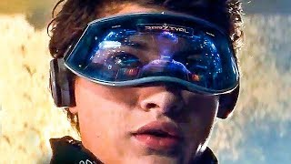 READY PLAYER ONE Trailer # 2 - FILMSACTUTRAILERS