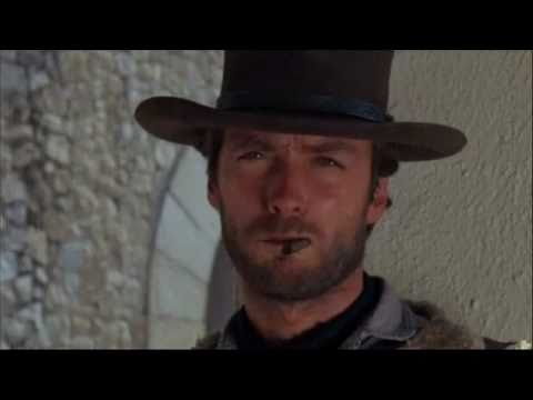 Titoli (A Fistful of Dollars)---Ennio Morricone
