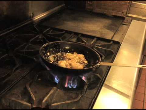 In the Kitchen - Campbell Club Chef Matt Weafer - Shrimp over Mashed Potatoes  (HTTV Owensboro)