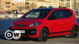 The VW Up! GTI - A pint-sized powerhouse | DW English - DEUTSCHEWELLEENGLISH