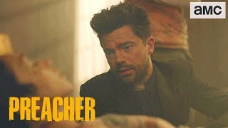 'Reborn' Talked About Scene Ep. 301 | Preacher - AMC