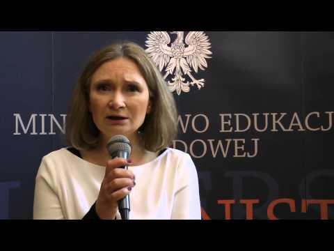 Maria Lorek jako autorka jednego podręcznika
