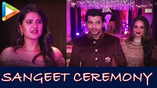 UNCUT : Sangeet Ceremony of Actor Sharad Malhotra and Ripci Bhatia with many TV Celebs - HUNGAMA
