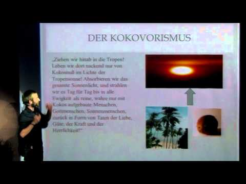 Science Slam Mnster (01.Sept. 2011): Sebastian Huncke - Der Kokovorismus August Engelhardts
