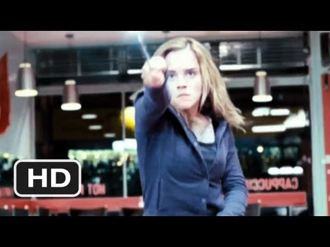 Harry Potter and the Deathly Hallows: Part I #4 Movie CLIP - Cafe Attack (2010) HD