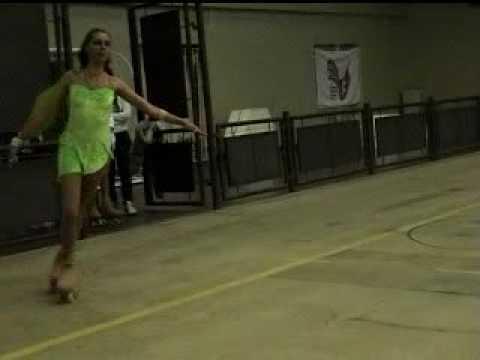 Complexo Likiane's Skater – Atleta Aynara Pezzuol – Campeonato II Fase da FPPA – Solo Dance   05 07 09