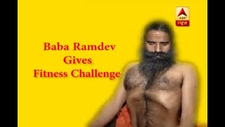 On this Yoga Day, Baba Ramdev gives 'World fitness challenge'; Reveals about friction with - ABPNEWSTV