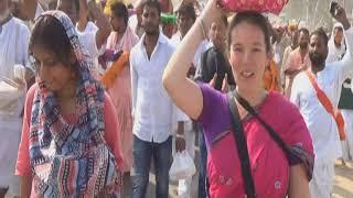21 Oct, 2017: Devotees celebrate Hindu festival in north India - ANIINDIAFILE