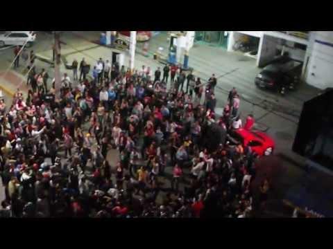 Flash Mob - Jovens Evangélicos de Cajati/SP
