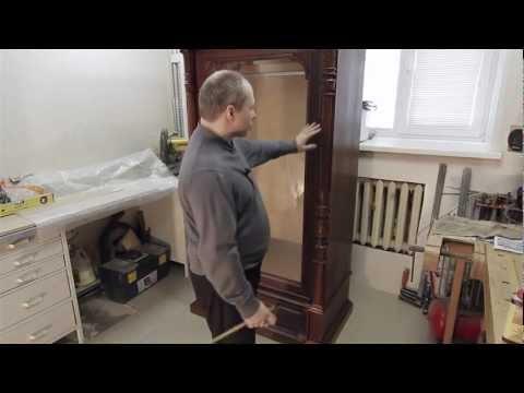 Реставрация шкафа, своими руками, часть 3