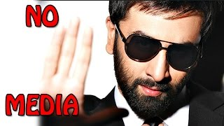 Ranbir Kapoor abandons media for Katrina Kaif! | Bollywood News