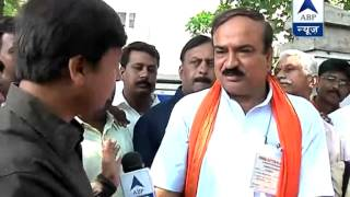 Anant Kumar, BJP candidate in Bangalore, confident of win, rules out AAP as irrelevant - ABPNEWSTV