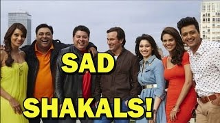 Humshakals cast embarrased by the movie! | Bollywood News - ZOOMDEKHO