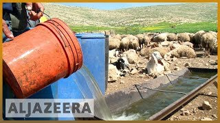 🇮🇱 🇵🇸 Israel control of Palestinian water supply hits farmers | Al Jazeera English - ALJAZEERAENGLISH